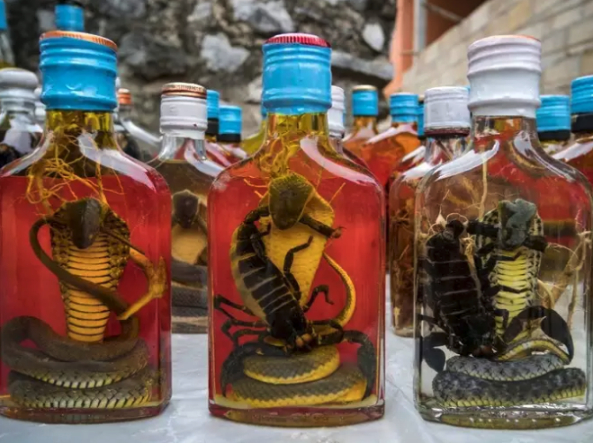 What-is-Snake-Wine